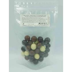 Dragées Nocciola e Cioccolato - Misti confezione 150 g