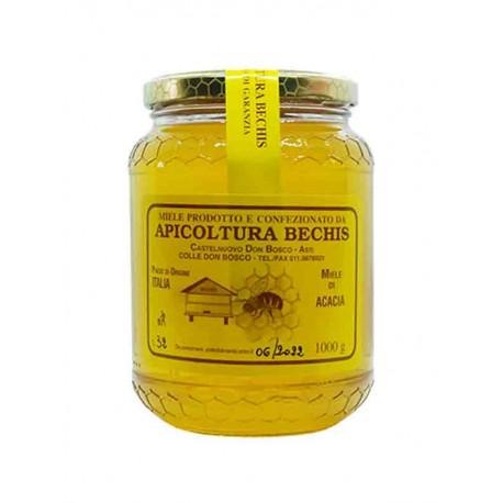Italian Acacia Honey - Jar 1 Kg