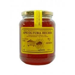 Miel de Châtaigne Italien - Pot 1 Kg