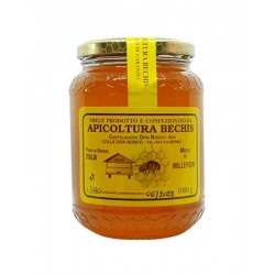 Italian Wildflower Honey - Jar 1 Kg