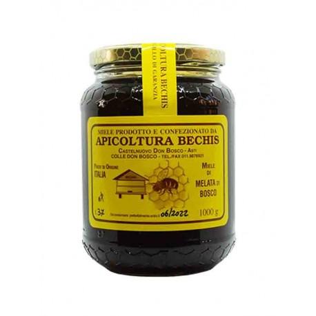Miele Italiano di Melata di Bosco - Vaso 1 Kg