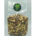 Partially peeled Toasted Hazelnuts - sachet 1 kg