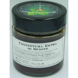 Pflaumenmarmelade - Glas 200 g
