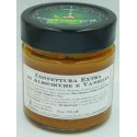 Aprikosen und Vanille Konfitüre extra - Glas 200 g