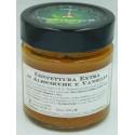 Confiture Extra de Abricot et Vanille - Pot 200 g
