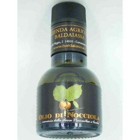 Olio di Nocciola aroma intenso 100 ml