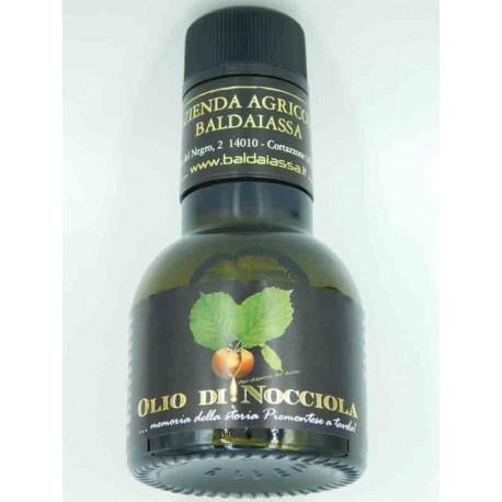 Olio di Nocciola aroma forte 100 ml
