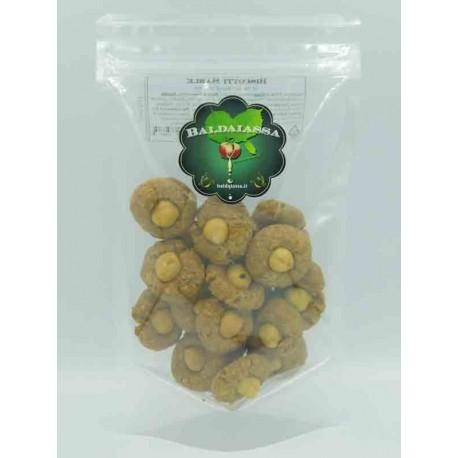 Sablè biscuits with Hazelnuts and Grape Freisa Must Baldaiassa