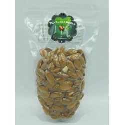 Raw Shelled Almonds - sachet 250 g