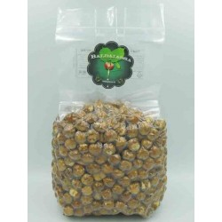 Raw Shelled Hazelnuts - sachet 1 kg