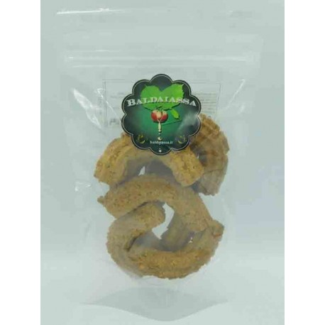 Krumiri biscuits with Hazelnuts Baldaiassa