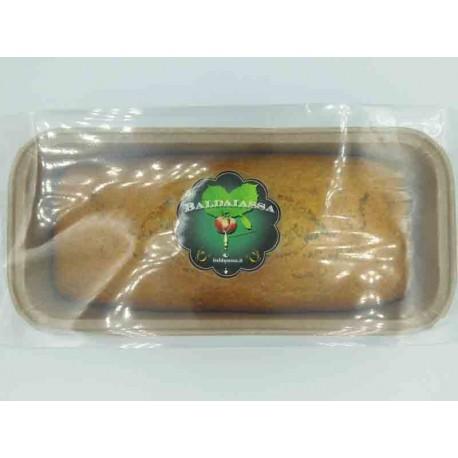 Plumcake con Carote e Nocciole 500 g